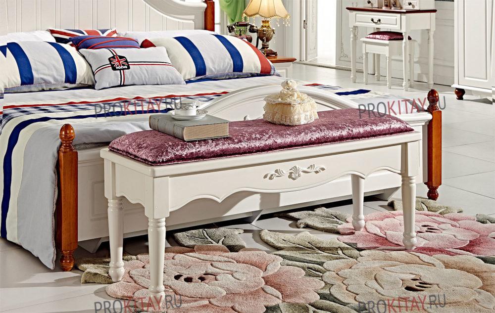Каталог мебели «Средиземноморский прованс»-2