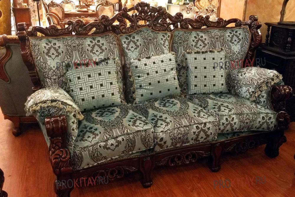 Классические диваны: дешевая мебель из Китая-4
