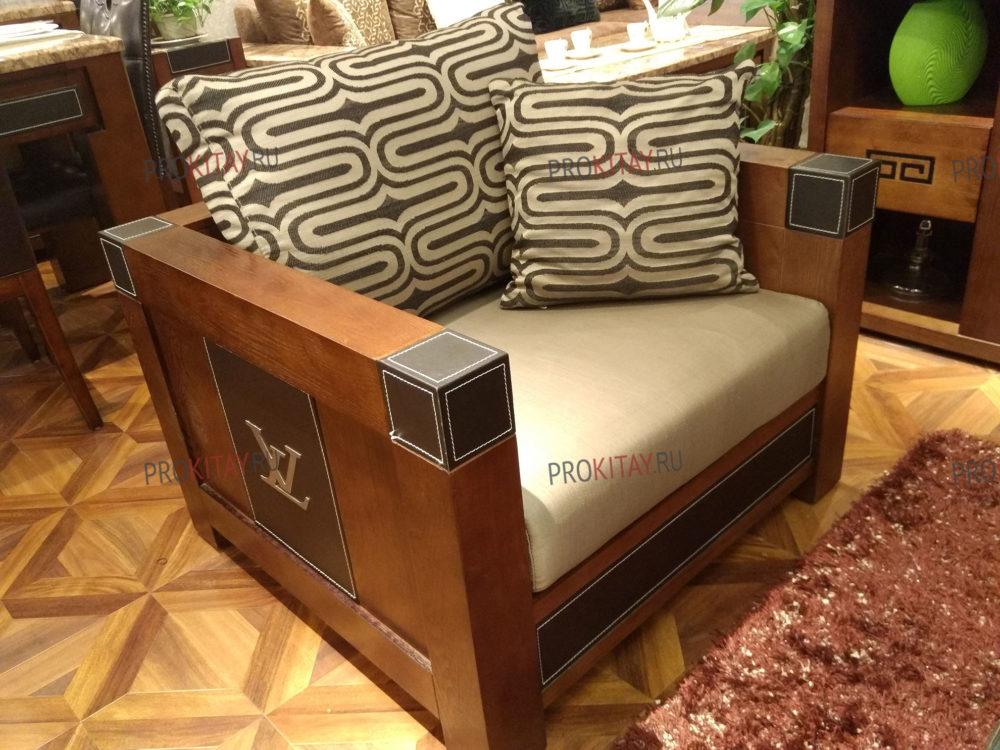 Мебель в стиле Версаче и Гермес: фото шоурума-3