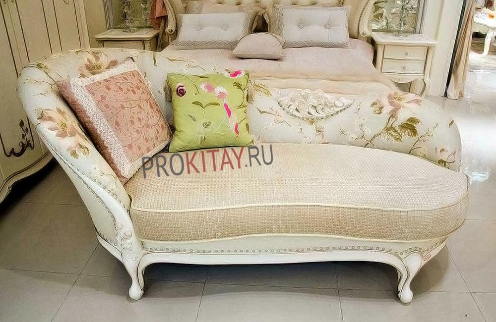 Белая классическая мебель-2