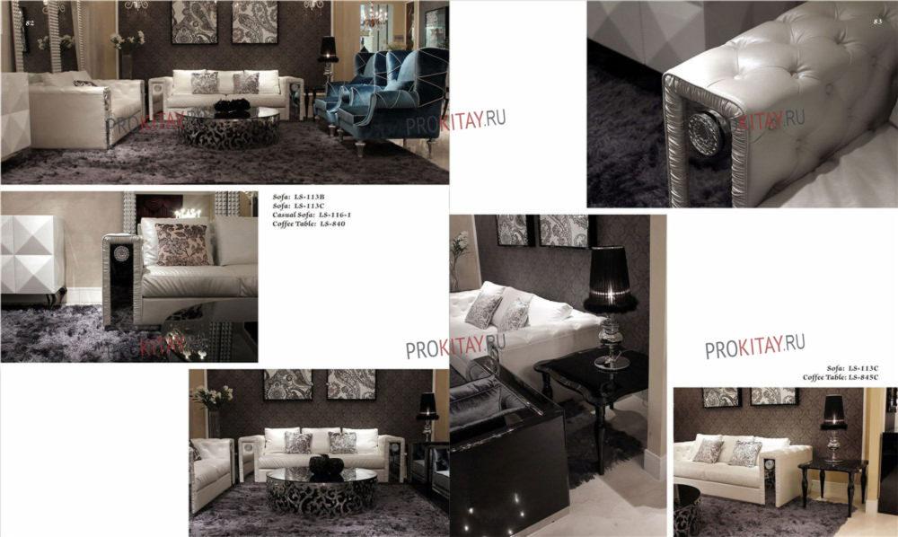 Реплики мебели известных дизайнеров в стиле Арт-Деко-4