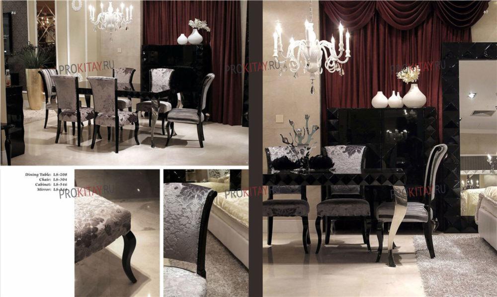 Реплики мебели известных дизайнеров в стиле Арт-Деко-2