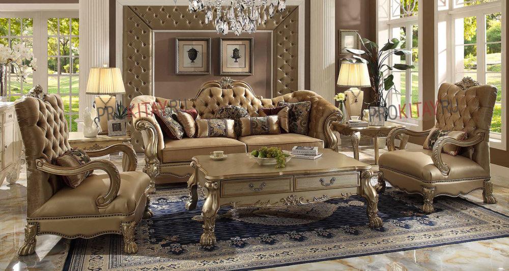 Роскошные классические диваны. Очень красивые-0
