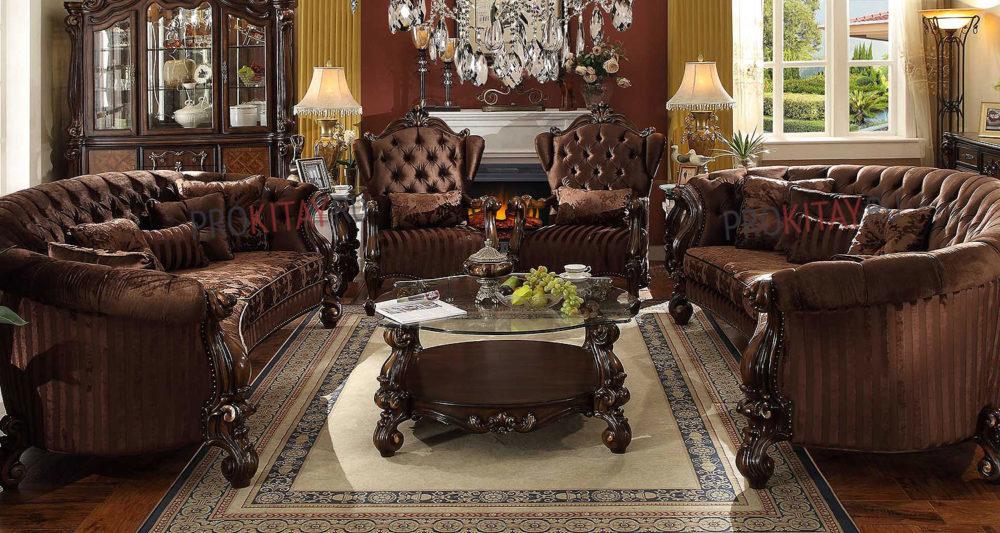 Роскошные классические диваны. Очень красивые-3