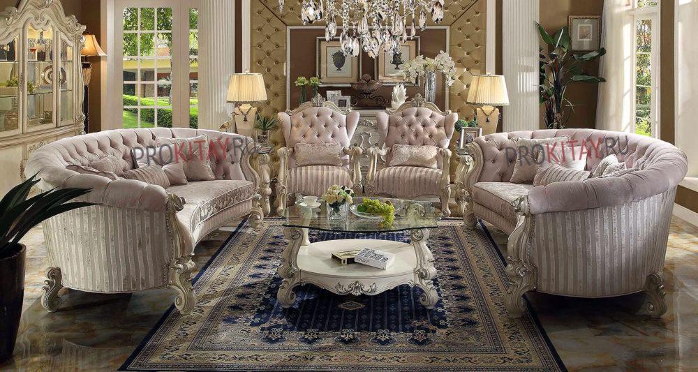 Роскошные классические диваны. Очень красивые-1