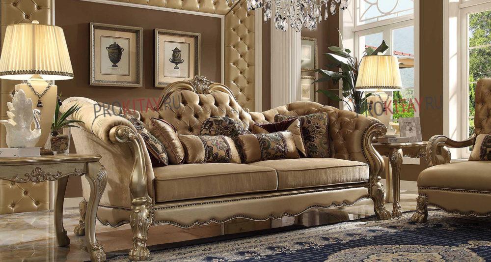 Роскошные классические диваны. Очень красивые-2