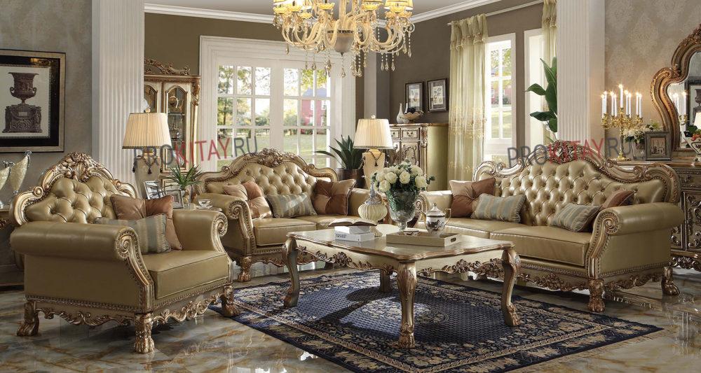 Роскошные классические диваны. Очень красивые-4