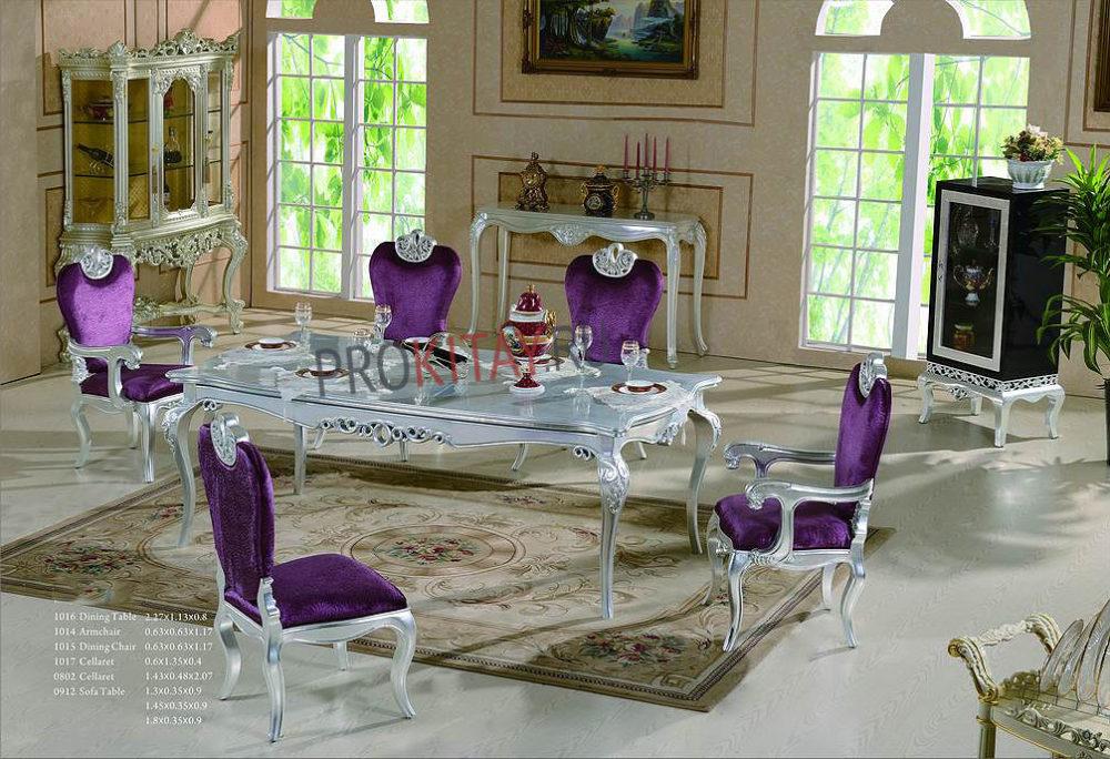 Изысканная классическая мебель из Китая-3