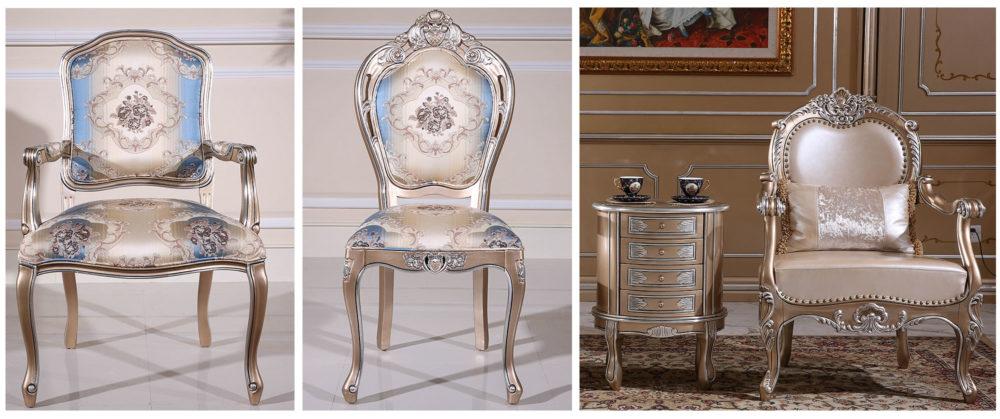 Каталог элитной классической мебели, барокко-3