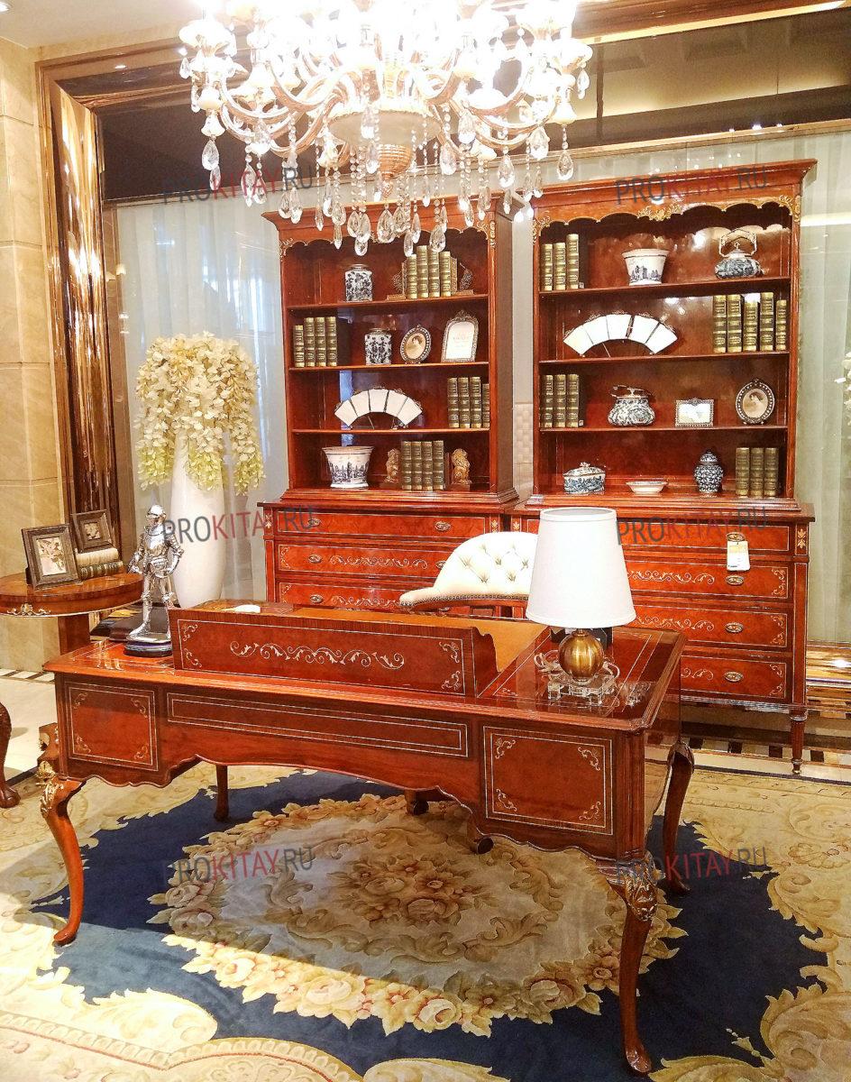 Мебель для домашнего кабинета из Китая. Мебель для руководителей-0