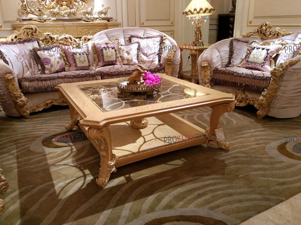 Элитная мебель из Китая. Классика, барокко