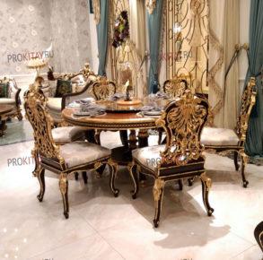 Мебель барокко из Китая