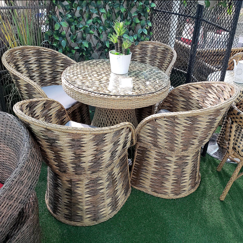 Мебель из искусственного ротанга плетеная