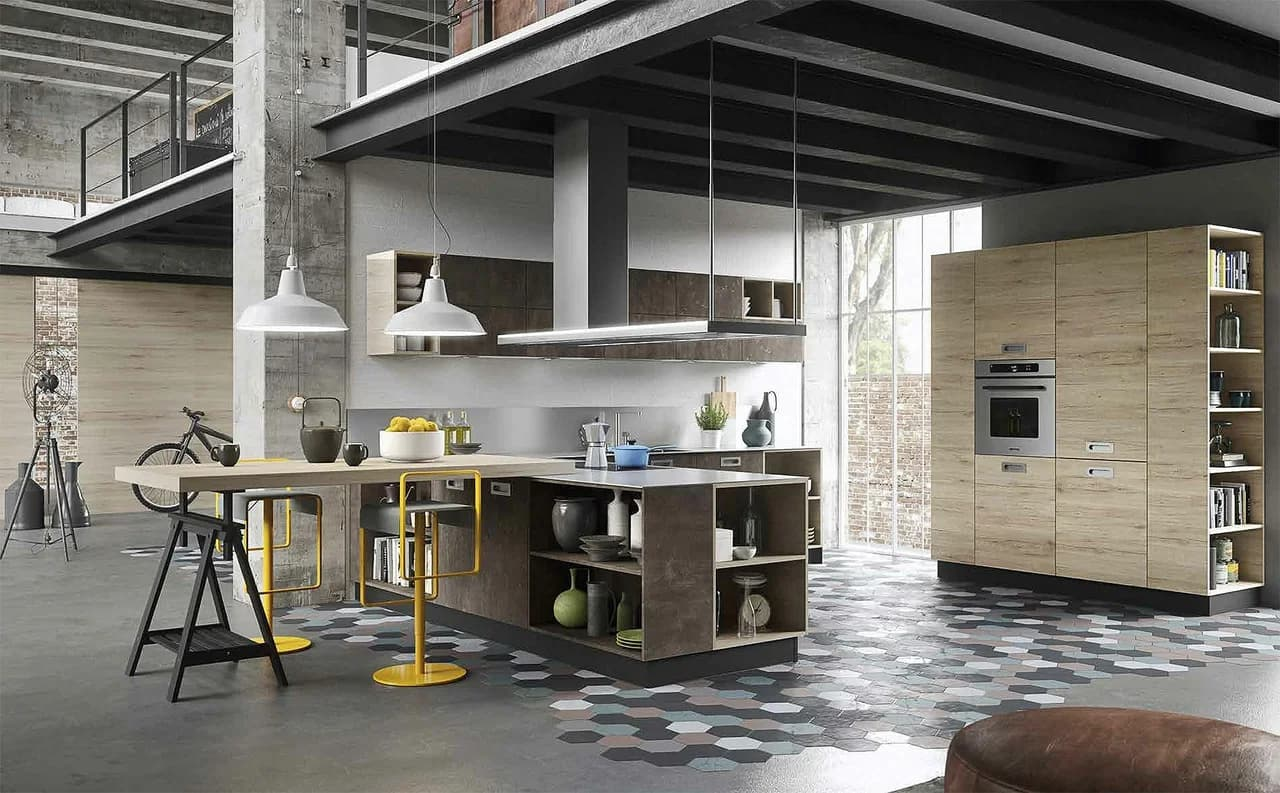 GICINQUE CUCINE Around the World